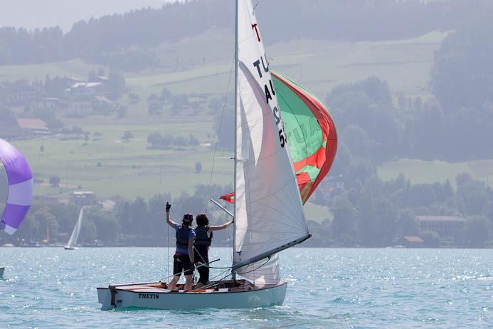 Pirat Landesmeisterschaft Miriam Renner