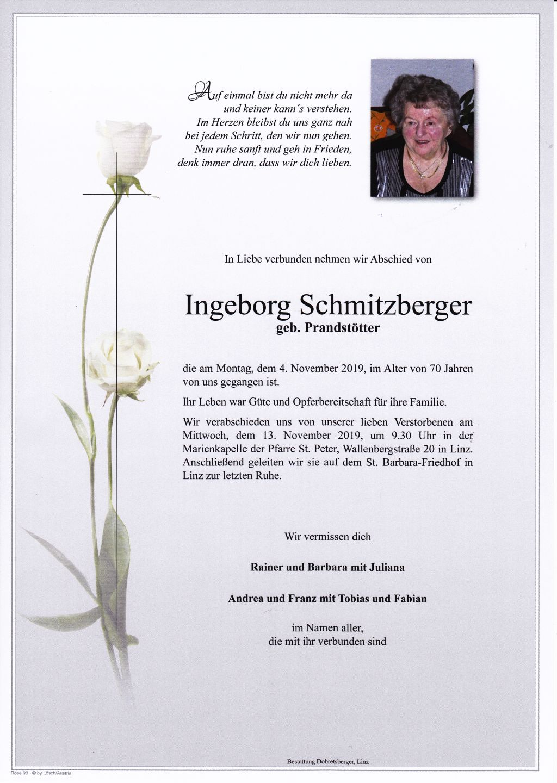 Pate Ingeborg Schmitzberger